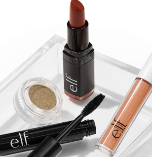 Free Shipping with any  OrdersFree 4-piece Gold Glow Gift with $25 Orders @ e.l.f. Cosmetics