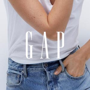 正价65折+折扣区额外85折 £22收logo卫衣Gap英国官网 新款服饰鞋履热卖