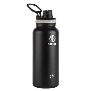 $23.88(原价$29.99)Takeya 真空不锈钢材质运动水杯 32oz容量 多色可选