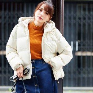 $39.9起 系带款温暖升级Uniqlo精选羽绒服促销 长款超保暖