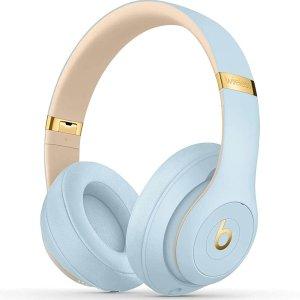 Beats by Dr. Dre水晶蓝色包耳式耳机