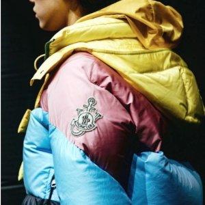 8折!€226就入JWA联名款Moncler 罕见大促 收JWA联名、羽绒服、Logo款等大热冬装