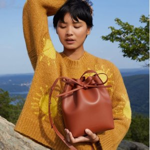 9折 预定首字母专属水桶包Mansur Gavriel 走秀款新品大赏, 收新款Protea Bag小可爱