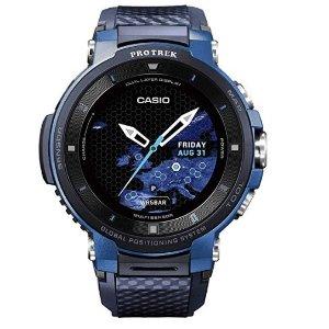 $219.99史低价:Casio PRO TREK Smart WSD-F30 智能手表