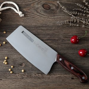 As low as $23.37Amazon SHI BA ZI ZUO Chinese Kitchen Knife Sale
