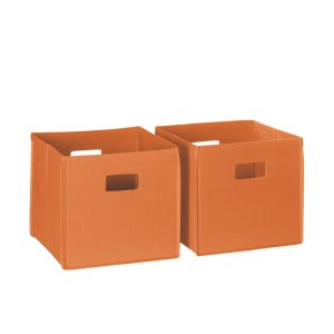 $4.69RiverRidge 02-011 2-Piece Folding Storage Bin