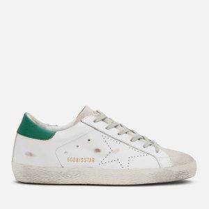 Golden Goose Deluxe Brand绿尾小脏鞋
