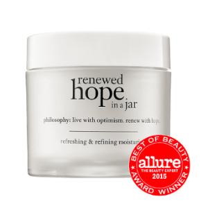Renewed Hope in A Jar Refreshing & Refining Moisturizer - philosophy | Sephora