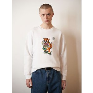McQ by Alexander McQueenHoly Zoo Big Crew neck
