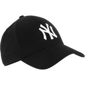 MLBBaseballcap New York Yankees Erwachsene schwarz | New era | DECATHLON