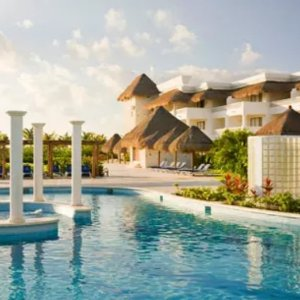 As low as $94 per NightSherman Travel Luxury All-inclusive Resort in Cancun Mexico 99 Hour Sale
