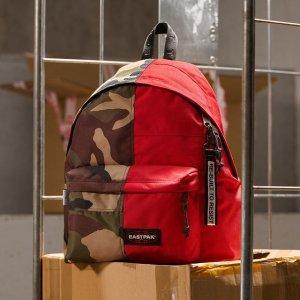 低至4.6折 经典黑双肩€30入手Prime Day 狂欢价:Eastpak 超值闪促 德国青年人手一个的箱包品牌 结实耐用