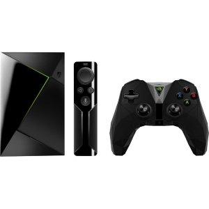 $303(原价$379)+可退税NVIDIA SHIELD TV 智能串流游戏机 + 手柄版