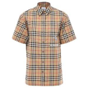 Burberry衬衣