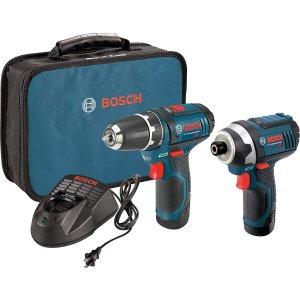 Bosch Power Tools Combo Kit