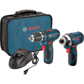 Bosch Power Tools Combo Kit