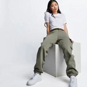 XS-L码全!Nike 橄榄绿运动裤