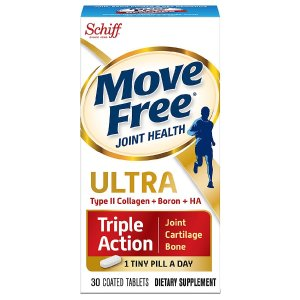 Move FreeBuy 1 Get 1 Free + Extra 15% OffSchiff Move Free Ultra Triple Action Tablets