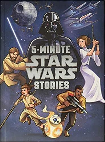 星战 五分钟故事书