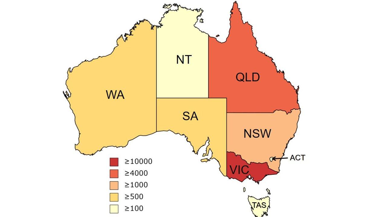 澳洲疫情&疫苗实时动态:国际旅行最快10月重启!新州新增233例,昆州增17例,维州迎零新增,全澳累计确诊34899例!