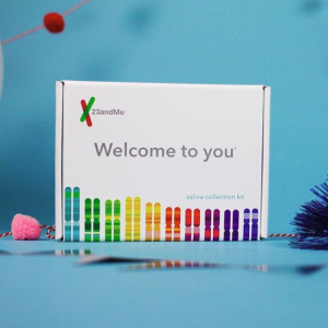 23andMe Health + Ancestry Saliva Collection Kit