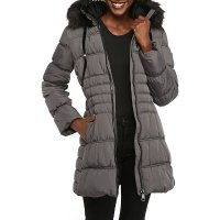Calvin Klein 女款保暖外套