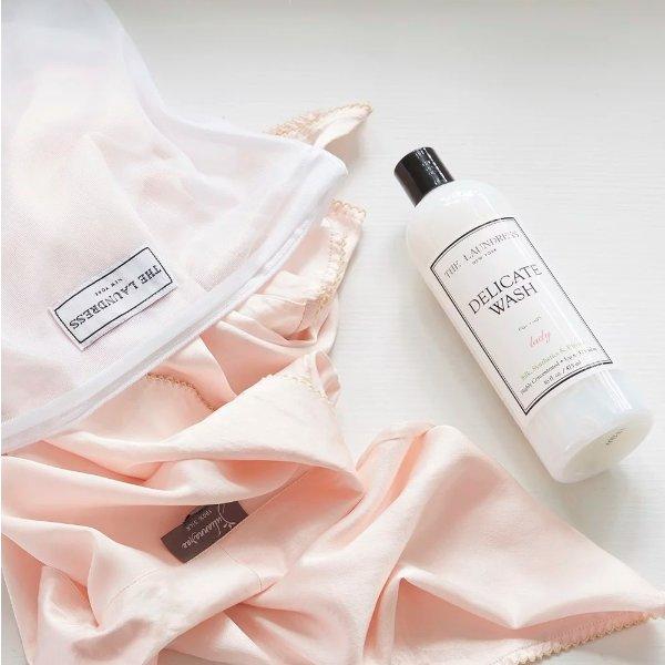 丝绸等轻柔洗衣液
