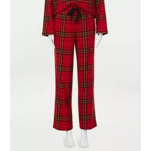 LOFT Outlet15% off $100Plaid Pajama Pants