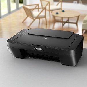 $29.99(原价$79.99)Canon PIXMA MG2525 多合一打印机 可打图片