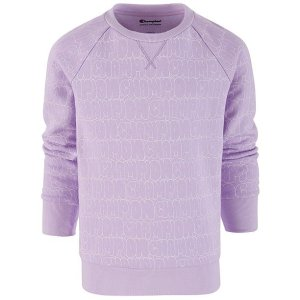 e401c9f2 Champion Little Girls 2-Pc. Logo-Print T-Shirt & Shorts Set · ChampionBig  Girls Bubble Script Logo Sweatshirt