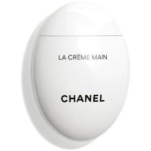 """€26入手(官网价€49)Chanel 白蛋护手霜史低价 小仙女必备""""鸽子蛋""""养护双手No.1"""