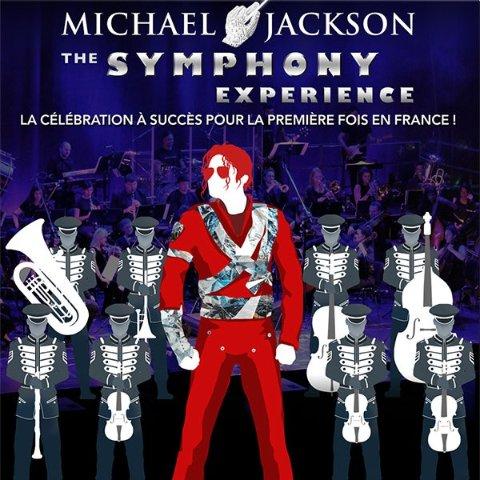 9月26日相约巴黎迈克尔杰克逊:交响乐体验 纪念流行音乐之王
