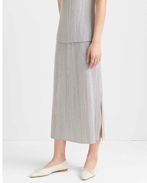 半身百褶裙