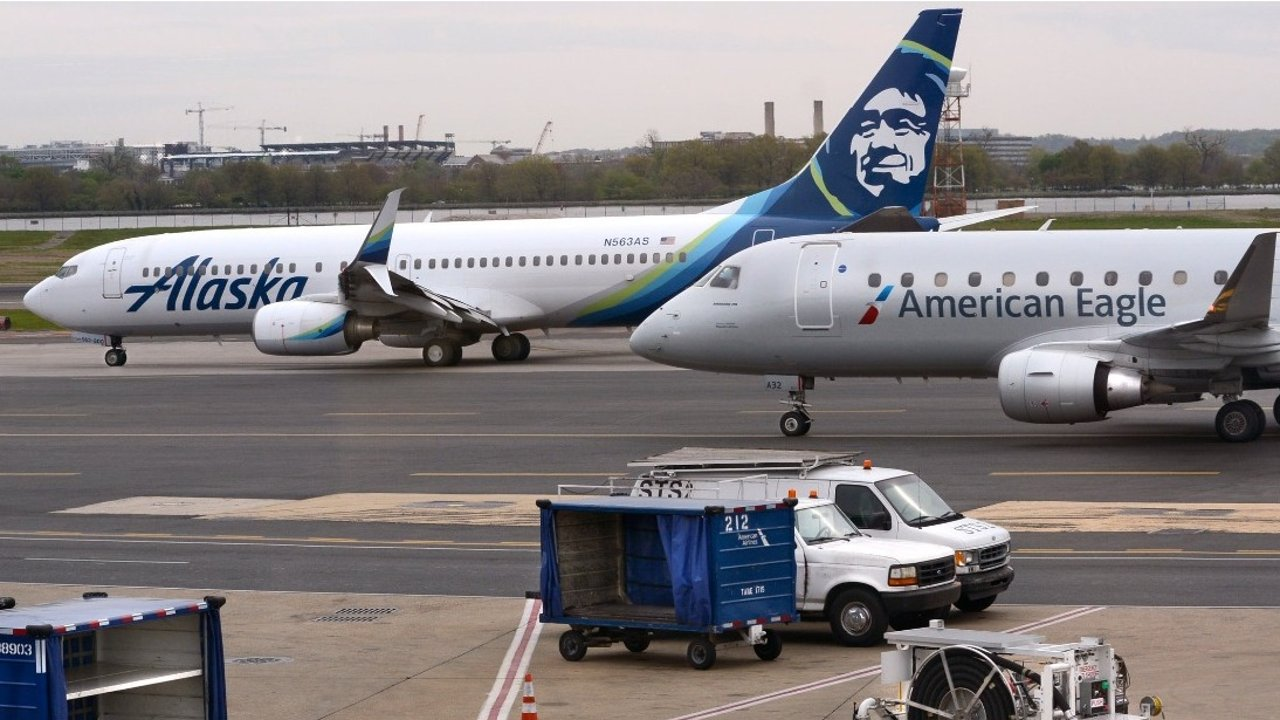 美国航空 & Alaska 航空正式合作,联名卡送 40,000 积分 + $100 刀