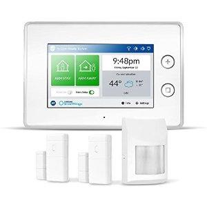 $149.99 (原价$389.99)史低价:Samsung SmartThings ADT 家庭无线安防系统套装
