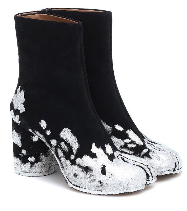 Tabi 喷漆分趾靴