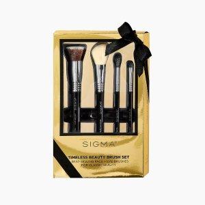 Sigma BeautyTimeless Beauty Brush Set