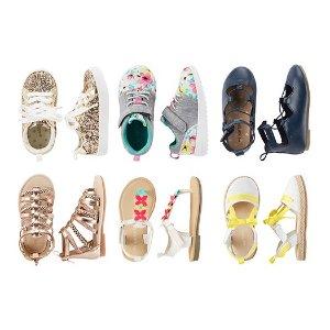 BOGOShoes Sale @ Carter's