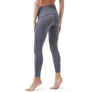 Tesla 高腰瑜伽裤xs码 灰色