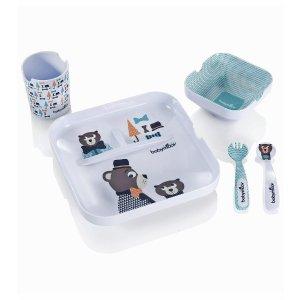 Babymoov5-Piece Feeding Set - Lovely Bear
