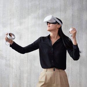 8.8折Oculus Quest 2 二代VR,周边配件$59起