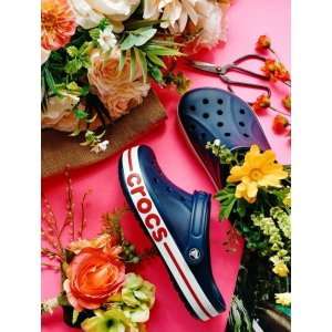 CrocsBayaband 洞洞鞋