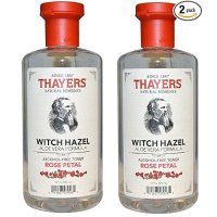 Thayers 玫瑰水 2瓶装
