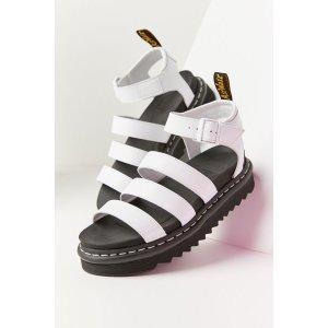 Urban OutfittersDr. Martens 多带厚底凉鞋