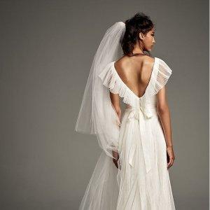 Including White by Vera WangDavid's Bridal Wedding Dress Sale