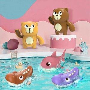 patpat宝宝洗澡玩具