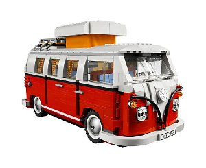 Lego 大众 T1 旅行车 - 10220   Creator 专家系列