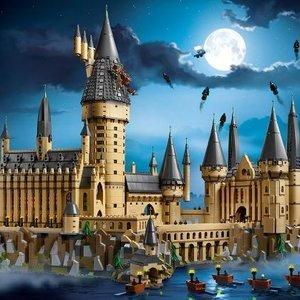 正式开售 $499.99Lego 哈利波特系列之 Hogwarts™ 城堡 71043