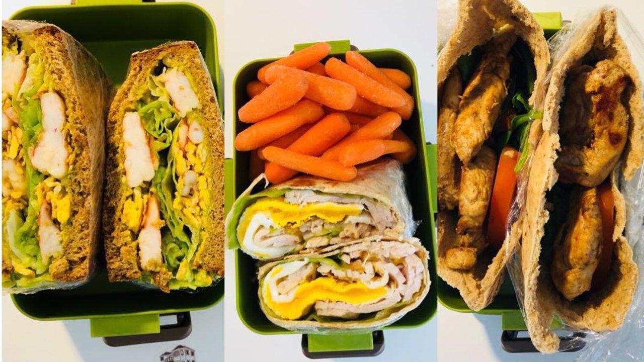 工作日便携午餐不重样【健身减脂吃土党必看】