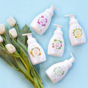 $4.99收消毒喷雾Attitude 洗手液、清洁产品热卖 天然成分 温和清洁护肤